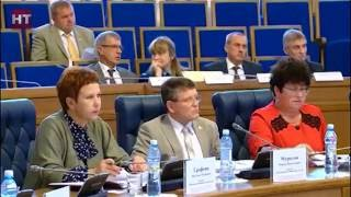 Губернатор Сергей Митин по традиции подвел итоги прошедшего месяца