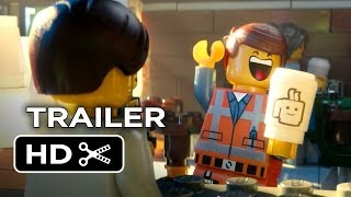 The LEGO Movie Official Theatrical Trailer (2014) - Animated Movie HD