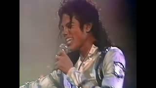 Michael Jackson Human Nature Live at Wembley Reversed