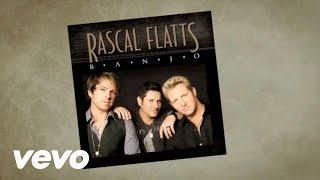 Rascal Flatts - Banjo (Lyric Version)