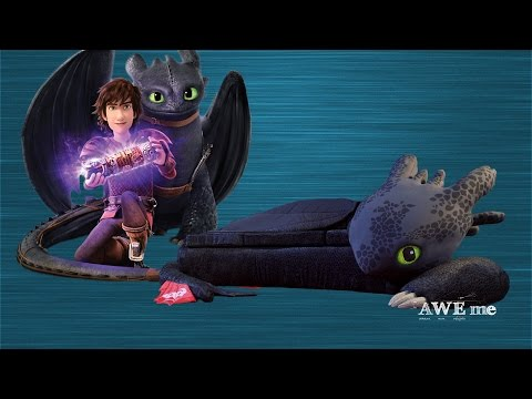 Toothless Couch (Dragons: Race to the Edge)