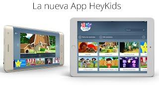 Descarga nuestra Aplicación Canciones Infantiles - HeyKids.es