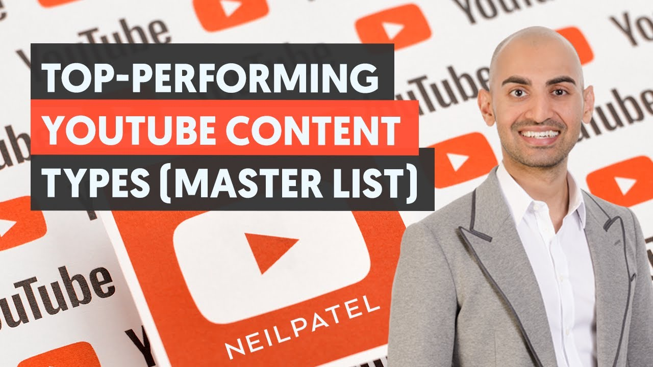 Top-Performing Content Types for YouTube