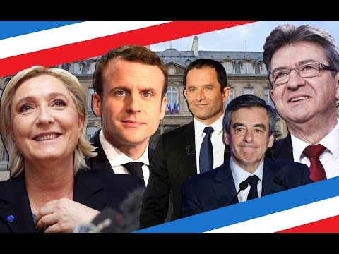 LIVE COVERAGE: French Election Results