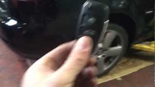 how to program a vw, seat, audi coded key, when new battery fitted, or recoding new key.
