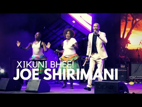 Joe Shirimani Xiku Ni Bhee Live At Mapungubwe Jazz Festival 2017