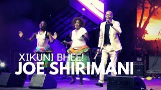 JOE SHIRIMANI  XIKU NI BHEE! (LIVE AT MAPUNGUBWE JAZZ FESTIVAL 2017)