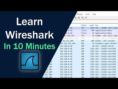 Learn Wireshark in 10 minutes - Wireshark Tutorial for Beginners ...