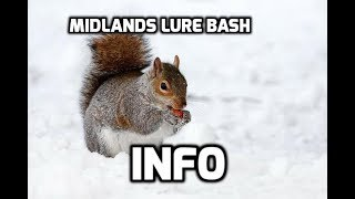 Midlands Lure Bash venue info