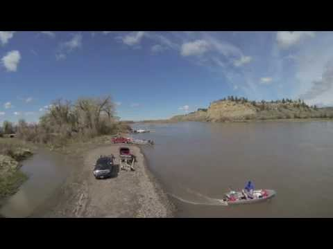 Yellowstone Challenge 2014-Huntley Project, MT