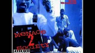 2Pac ft. Eazy E & Ice Cube Menace II Society