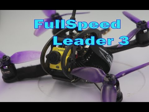 FSD Leader 3 - FPV & Review
