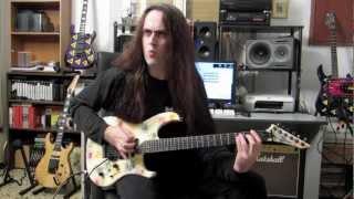 Guitar videos - DANIELE LIVERANI - Inspiration