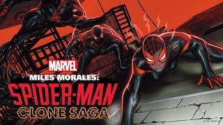 MILES MORALES: SPIDER-MAN - CLONE SAGA Trailer   Marvel Comics