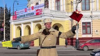 Тамбов-Авто-Сити поздравляет мужчин с Днем защитников Отечества
