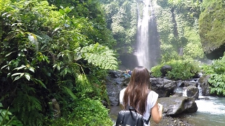 Бали. Самый красивый водопад Секумпул!
