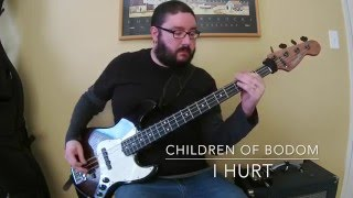 Children Of Bodom - I Hurt - Heavy Metal/Melodic Death Metal Bass Lesson