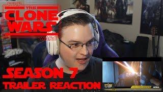 star wars the clone wars season 6 trailer 2 reaction - TH-Clip