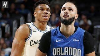 Orlando Magic vs Milwaukee Bucks - Full Game Highlights   December 9, 2019   2019-20 NBA Season