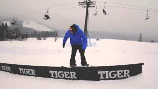 Steadicam Smoothee - Snowboard Edit filmed by Upartus Films