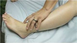 Acupressure : Acupressure Points For Foot Pain