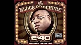 E-40 Cutlass (feat. B-Legit & Richie Rich)