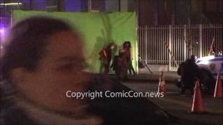 ComicCon.news Exclusive! Behind the scenes video of Netflix & Marvel&39s