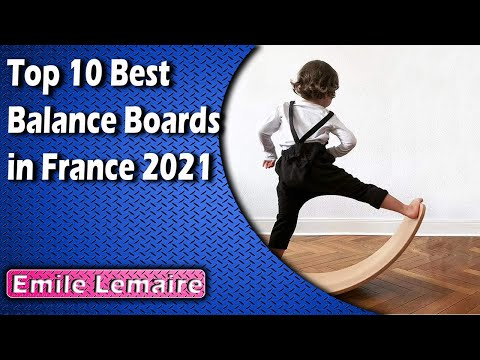Top 10 Best Balance Boards in France 2021