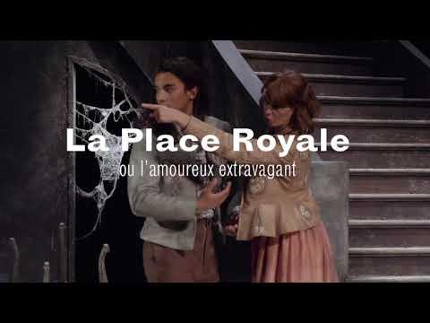 «La Place Royale ou l'amoureux extravagant» à Abidjan