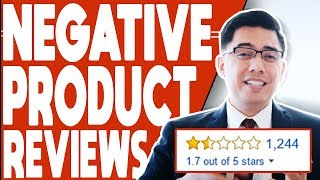 """😭😭NEGATIVE AMAZON PRODUCT REVIEWS! """"How to match them & How to remove them?"""""""