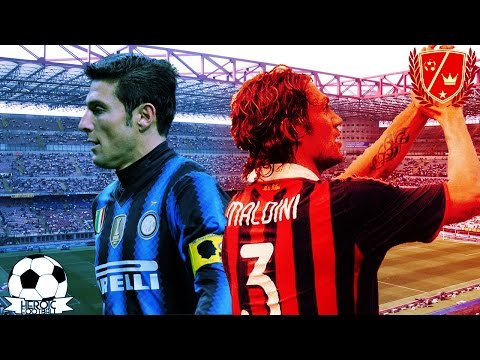 Fifa 16 Legends - AC Milan Vs Inter Milan
