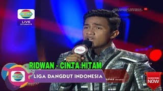 Ridwan (Sumatera Utara) - Cinta Hitam | Konser Final TOP 4 Result Liga Dangdut Indonesia