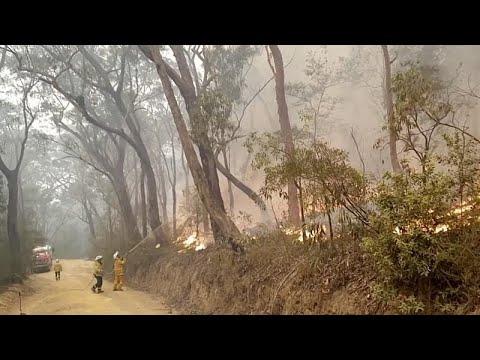 Αυστραλία: Μαίνονται οι πυρκαγιές – Απομακρύνονται χιλιάδες πολίτες…