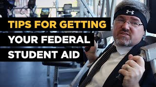 FAFSA Application Help: Tips for Getting Your Federal Student Aid