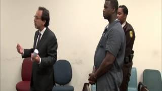 RAPPER GUCCI MANE IN COURT