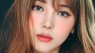 Instagram Makeup - Snowflake Makeup (With subs) 인스타 메이크업 - 눈꽃 메이크업 - Video Youtube
