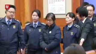 Woman at the heart of South Korea