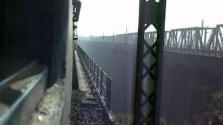 preview picture of video '110 kmph blast of Down Amritsar- Kolkata Super Express through Kumardubi- Barkar range'