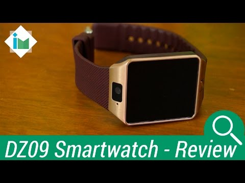 DZ09 Smartwatch Phone - Review en español
