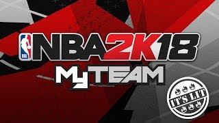 TRÁILER DEL MODO MY TEAM DE NBA 2K18