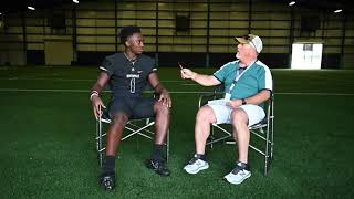 Interview: Running back Preston Crawford of Bentonville High