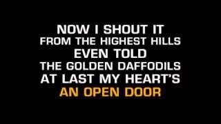 Secret Love karaoke - Doris Day - lower key