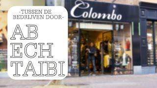 Talkshow NV Haarlem | Tussen de bedrijven door | Ab Echtaibi van Colombo Haarlem | CLRBLND Concepts