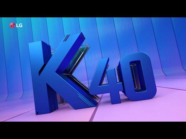 LG K40 | El nuevo smartphone de la serie K
