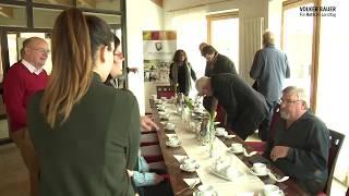 Sonntags-Cafe mit Thomas Kreuzer in Thalmässing