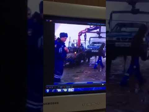 Пьяный водитель ударил ножом инспектора ДПС