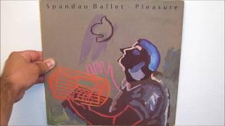 Spandau Ballet - Pleasure (1983 Live version)