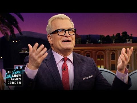 Drew Carey Is Different Without Glasses