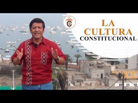 LA CULTURA CONSTITUCIONAL - Tribuna Constitucional 112 - Guido Aguila Grados