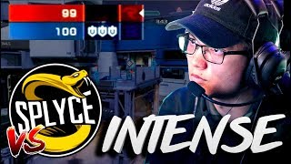 Tox vs Splyce INTENSE Strongholds Eden Game - Halo World Championship 2018